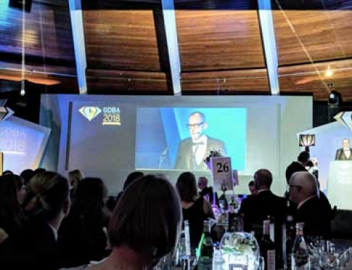 Extech feature as headline sponsors for the 2018 Gatwick Diamond Business Awards