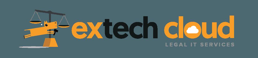 extech cloud legal it support logo