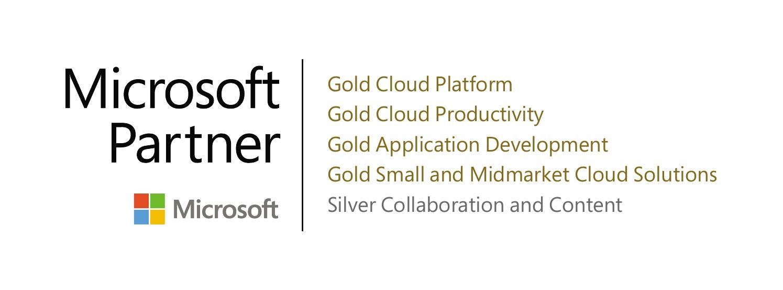 Microsoft Cloud Gold