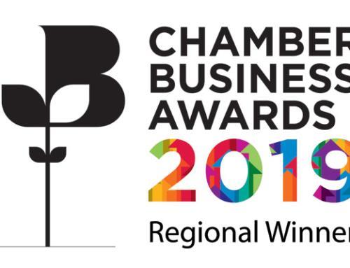 2019 Chamber Business Awards Regional Win for Extech Cloud
