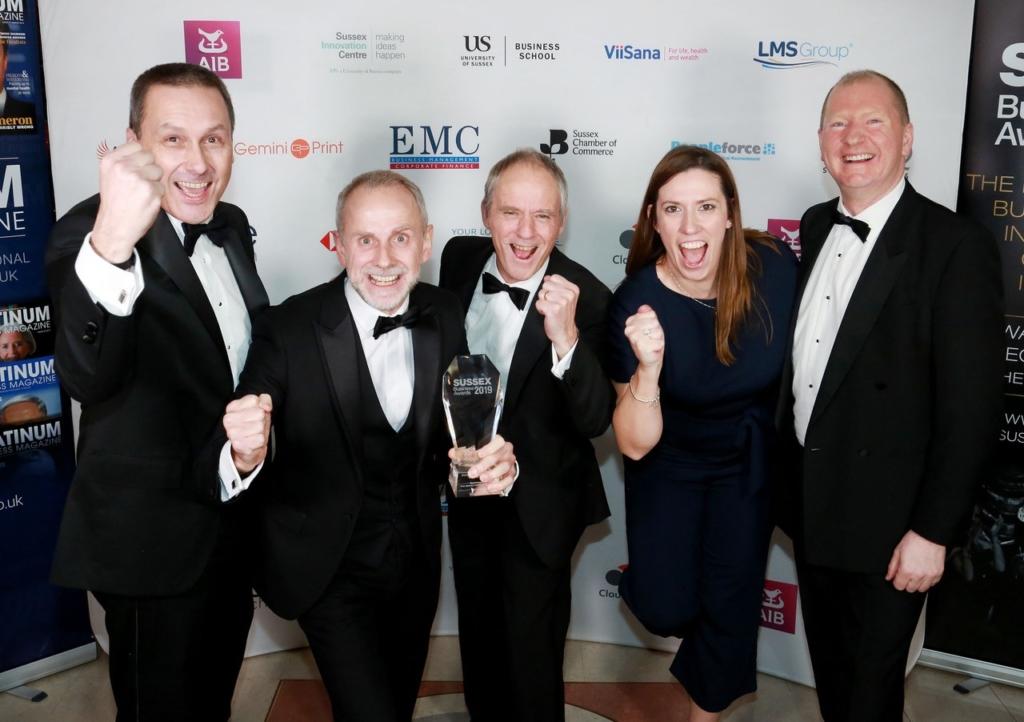 Best Innovation Sussex Business Awards